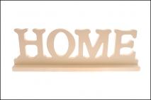 Dekoracja - HOME 42x14x6cm