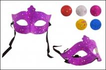 Maska karnawałowa 10x8cm