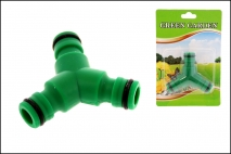 Trójnik do węża ogrodowego 6cm