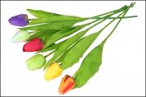 Kwiat sztuczny - Tulipan