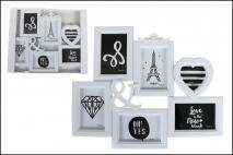 Ramka dekoracyjna na 6 zdjęć