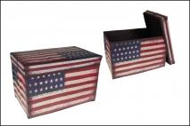 Pudełko do przechowywania 48x31x31cm tw.szt.