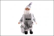 Ozd.boż. Mikołaj z pozytywką 40cm