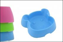 Miska dla zwierząt 18cm  mix kolorów