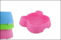 Miska dla zwierząt 14cm mix kolorów