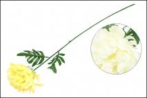 Kwiat sztuczny chryzantema 75cm