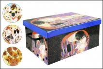 Pudełko dekoracyjne 32x40x17cm, papier