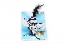 Zabawka dla zwierząt 18x8cm, tekstylna