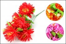 Bukiet kwiatów sztucznych 41cm, 7gł.