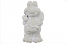 Figurka ceramiczna żaba 30cm