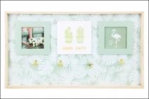 Ramka dekoracyjna 56x32x2cm drewniana