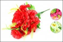 Bukiet kwiatów sztucznych 11gł.