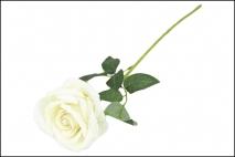Kwiat sztuczny róża 50cm