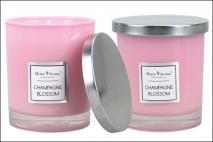 Świeca zapachowa CHAMPAGNE BLOSSOM 220g