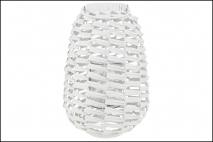 Lampion biały 32x49cm