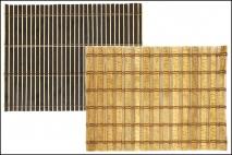 Mata stołowa 30x43cm, bambus
