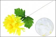 Kwiat sztuczny chryzantema 50cm