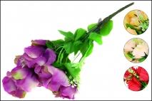 Bukiet kwiatów sztucznych 42cm, 10gł.