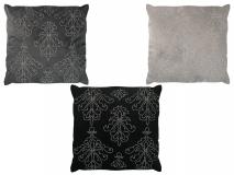 Poduszka dekoracyjna 45x45cm tkanina synt.