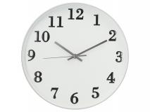 Zegar ścienny śr.30cm