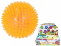 Piłka świecąca z kolcami 7,5cm