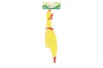 Zabawka dla zwierząt - kurczak 31cm