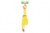 Zabawka dla zwierząt - kurczak 40cm