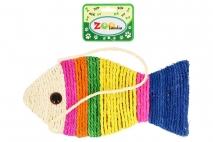 Zabawka dla zwierząt  - rybka 25cm