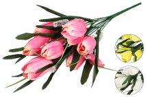 Bukiet kwiatów sztucznych - tulipan 9gł. 50cm