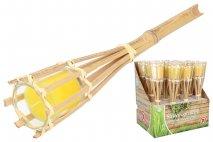 Bambusowa świeca ogrodowa 30cm