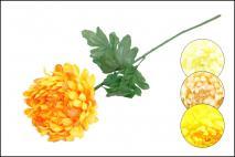 Kwiat sztuczny chryzantema 76cm