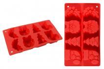 Forma silikonowa do babeczek 29,5x16,5x3cm