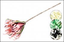 Kwiat sztuczny 71cm 3 kolory
