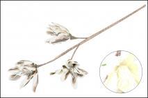 Kwiat sztuczny 83cm, 3szt