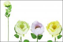 Kwiat sztuczny róża 45cm