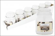 Świeca zapachowa 70g. White Chocolate