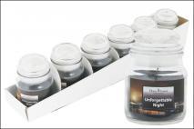 Świeczka dekoracyjna 70g Unforgetable Night Fragrance