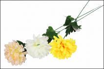 Kwiat sztuczny - chryzantema