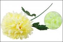 Kwiat sztuczny chryzantema 71cm
