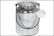Lampion szklany 11,5x14,5cm
