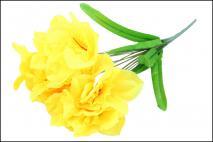 Kwiat sztuczny - ŻONKIL 12gł, 40cm