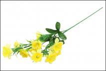 Bukiet kwiatów sztucznych 65cm 3gł.
