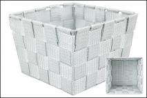 Koszyk tekstylny 16,5x16,5x11cm