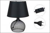 Lampka metalowa