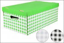 Pudełko dekoracyjne 550x320x210mm 12szt stretch