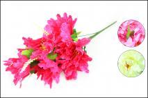 Bukiet kwiatów sztucznych 7gł.