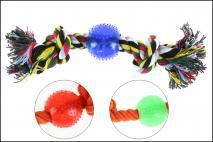 Zabawka dla zwierząt na sznurku 26cm