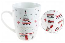 Ozd.boż. Kubek ceramiczny świąteczny