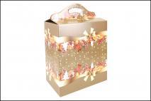 Pudełko dekoracyjne 290x190x350mm PIERNIK DUŻY