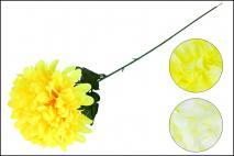 Kwiat sztuczny - chryzantema 70cm